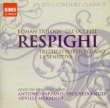 RESPIGHI - Pappano - Il tramonto (Shelley), poème lyrique pour mezzo-sop