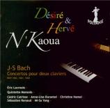 BACH - Quintette Monso - Concerto pour deux clavecins et cordes en do mi