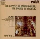 Die grosse Silbermannorgel des Domes zu Freiberg