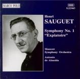 SAUGUET - Almeida - Symphonie n°1 'Expiatoire'