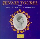 RAVEL - Tourel - Schéhérazade, trois poèmes pour soprano ou ténor avec o