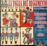 DONIZETTI - Rossi - La figlia del reggimento (La fille du régiment)