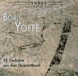 YOFFE - Kobyliansky - Aus dem Quartettbuch folgende Seitennummern