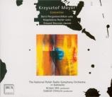 MEYER - Wit - Concerto pour violoncelle n°2 op.85