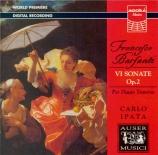 BARSANTI - Auser Musici - Sonates (6) op.2
