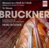 BRUCKNER - Rögner - Messe n°3 en fa mineur WAB 28