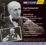 HAYDN - Schuricht - Symphonie n°100 en mi bémol majeur Hob.I:100 'Milita