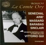 ROSSINI - Gui - Le Comte Ory (live RAI Torino, 11 - 6 - 1959) live RAI Torino, 11 - 6 - 1959
