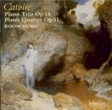 CATOIRE - Room-Music - Trio avec piano op.14