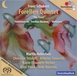 SCHUBERT - Helmchen - Quintette avec piano en la majeur op.posth.114 D.6