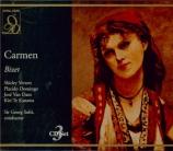 BIZET - Solti - Carmen, opéra comique WD.31 (Live london 1973) Live london 1973