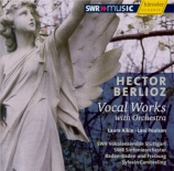 Vocal Works with Orchestra