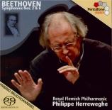 BEETHOVEN - Herreweghe - Symphonie n°2 op.36