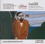 DEBUSSY - Gallois - Épigraphes antiques, six pièces pour piano (deux et