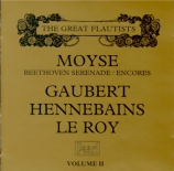 The Great Flautists vol.2