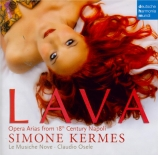 Lava : Opera Arias from the 18th Century Napoli