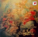 HAYDN - Weil - Schöpfungsmesse (Messe de la création), pour solistes, ch