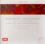 BERLIOZ - Barbirolli - Symphonie fantastique op.14