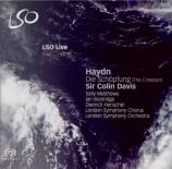 HAYDN - Davis - Die Schöpfung (La création), oratorio pour solistes, chœ