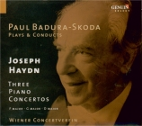 HAYDN - Badura-Skoda - Concerto pour clavier et orchestre en fa majeur H