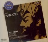 VERDI - Gardelli - Nabucco, opéra en quatre actes