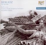 BERLIOZ - Inbal - Te Deum op.22
