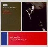 BEETHOVEN - Katchen - Variations Diabelli, trente-trois variations pour