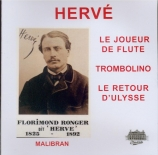 HERVE - Soret - Le joueur de flûte