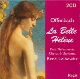 OFFENBACH - Leibowitz - La belle Hélène
