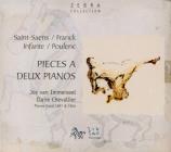 Pièces à 2 pianos Erard