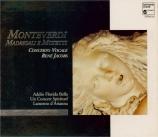Madrigali e motetti