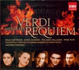 VERDI - Pappano - Messa da requiem, pour quatre voix solo, chœur, et orc