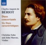 BERIOT - Sohn - Duos concertants op.57