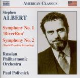 ALBERT - Polivnick - Symphonie n°1 'RiverRun'