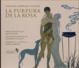 TORREJON Y VELASCO - Clemencic - La purpura de la rosa