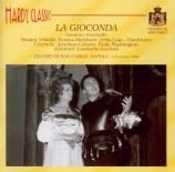 PONCHIELLI - Gardelli - La Gioconda (Live Napoli  03.01.68) Live Napoli  03.01.68