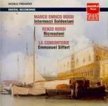 BOSSI - Siffert - Intermezzi Goldoniani op.127