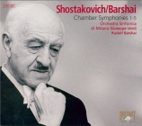 CHOSTAKOVITCH - Barshai - Symphonie de chambre op.73a