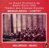 Le Grand Orchestre de Radio-Paris 1944 Théâtre des Champs-Elysées