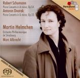 SCHUMANN - Helmchen - Concerto pour piano et orchestre en la mineur op.5
