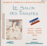 Le salon des pianistes (Edition du bicentenaire 1789/1989)