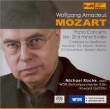 Cadenzas by Rishce, Busoni, Brahms, Cl. Schumann, Hummel, F.X.W. Mozart, Beethoven