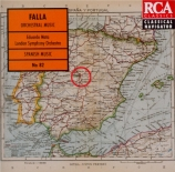 FALLA - Mata - Nuits dans les jardins d'Espagne