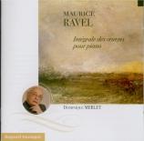 RAVEL - Merlet - Sérénade grotesque, pour piano en fa dièse mineur