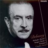 DEBUSSY - Arrau - Préludes I, pour piano L.117 (Import Japon) Import Japon