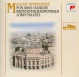 MAHLER - Maazel - Symphonie n°9 (Import Japon) Import Japon