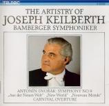 DVORAK - Keilberth - Symphonie n°9 en mi mineur op.95 B.178 'Du Nouveau