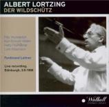 LORTZING - Leitner - Der Wildschütz (3 - 9 - 1958) 3 - 9 - 1958