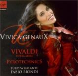 Pyrotechnics Vivaldi Arias