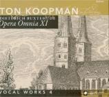 Vocal works vol.4 Opera Omnia XI